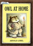 Book Cover Image. Title: Owl at Home (An I Can Read! Picture Book), Author: Arnold Lobel