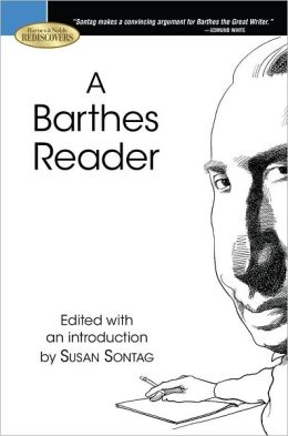 A Barthes Reader (Barnes & Noble Rediscovers Series)