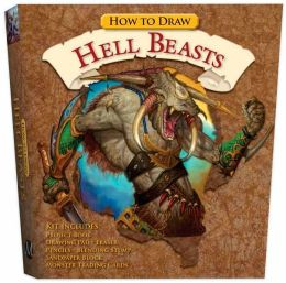 How to Draw Hell Beasts
