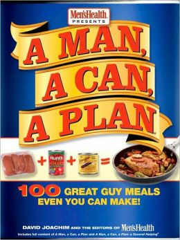 A Man, a Can, a Complete Survival Plan