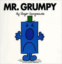 Mr. Grumpy (Mr. Men and Little Miss Series)