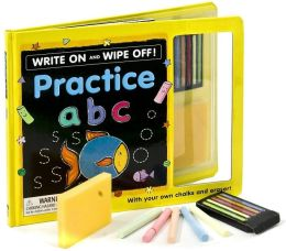 Practice A B C (Write On and Wipe Off)