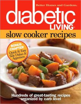 Diabetic Living Slow Cooker Recipes