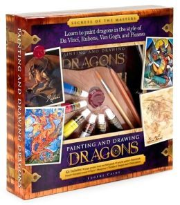 Secrets of the Masters: Painting and Drawing Dragons