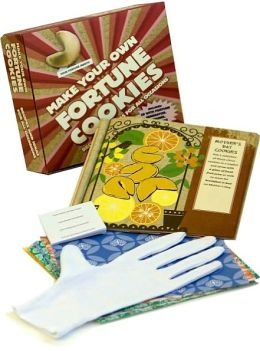 Make Your Own Fortune Cookies: Recipes and Ideas for All Occasions