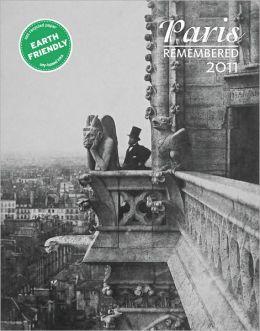 2011 Paris Remembered Engagement Calendar
