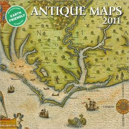 2011 Antique Maps Wall Calendar