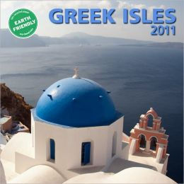 2011 Greek Isles Wall Calendar