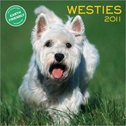 2011 Westies Wall Calendar