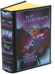 Book Cover Image. Title: H.P. Lovecraft:  The Complete Fiction (Barnes & Noble Leatherbound Classics Series), Author: H. P. Lovecraft
