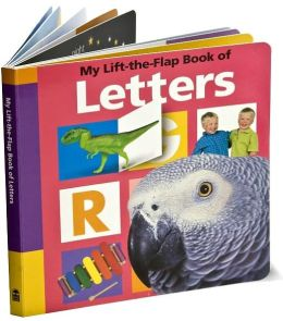 My Lift-the-Flap Book of Letters