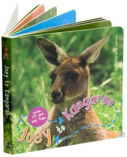 Joey to Kangaroo (Life Cycles Series)
