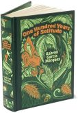Book Cover Image. Title: One Hundred Years of Solitude (Barnes & Noble Collectible Editions), Author: Gabriel Garcia Marquez