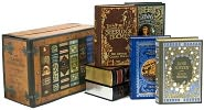 The Classics Collection: Six Volumes of Classic Fiction (Barnes & Noble Collectible Editions)
