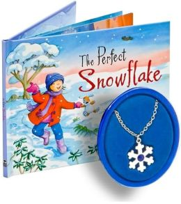 The Perfect Snowflake (Glitter Charm Book Series)