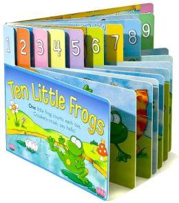 Ten Little Frogs