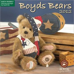 2012 Boyd's Bears Mini Wall Calendar