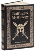 Book Cover Image. Title: Bulfinch's Mythology (Barnes &amp; Noble Leatherbound Classics):  The Age of Fable, The Age of Chivalry, &amp; The Legends of Charlemagne, Author: Thomas Bulfinch
