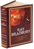 Book Cover Image. Title: The Martian Chronicles/The Illustrated Man/The Golden Apples of the Sun (Barnes & Noble Leatherbound Classics), Author: Ray Bradbury