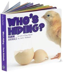 Who's Hiding? Farm Animals