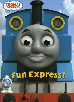 Fun Express (Jumbo Coloring Books)