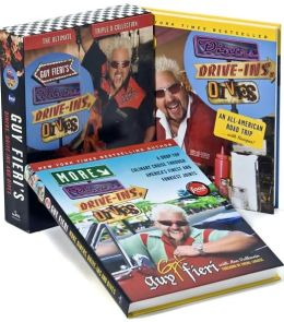 Guy Fieri Gift Set: Diners, Drive-Ins and Dives & More Diners, Drive-Ins and Dives