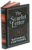 Book Cover Image. Title: The Scarlet Letter (Barnes & Noble Collectible Editions), Author: Nathaniel Hawthorne