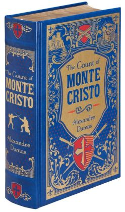 The Count of Monte Cristo (Barnes & Noble Leatherbound Classics Series)