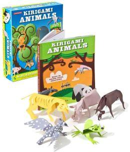 Kirigami Animals: Make 38 Folded-Paper Creatures