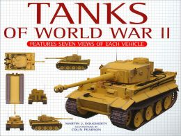 Tanks of World War II: Seven Views (Metro Books Edition)