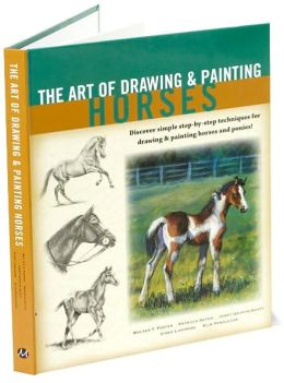 Art of Drawing & Painting Horses