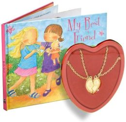 My Best Friend (Glitter Charm Book)