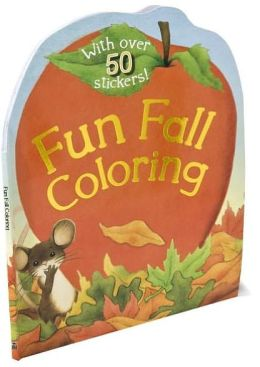 Fun Fall Coloring