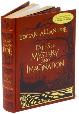 Tales of Mystery and Imagination (Barnes & Noble Leatherbound Classics)