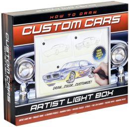 How To Draw Custom Cars
