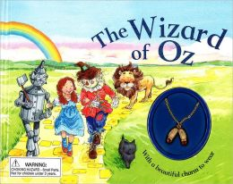 Wizard of Oz (New Glitter Charm Book)