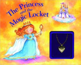 Glitter Charm Book - The Princess and the Magic Locket