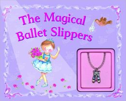 Glitter Charm Book - The Magical Ballet Slippers