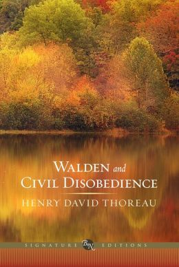Walden and Civil Disobedience (Barnes & Noble Signature Editions)