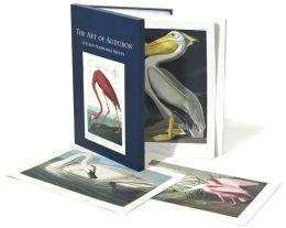 Art of Audubon: Sixteen Frameable Prints