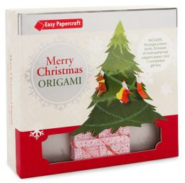 Merry Christmas Origami
