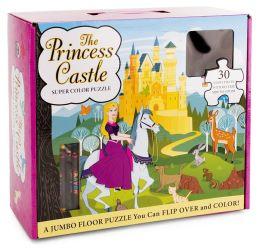 Super Color Puzzle: The Princess Castle