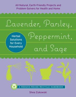 Lavender, Parsley, Peppermint, and Sage