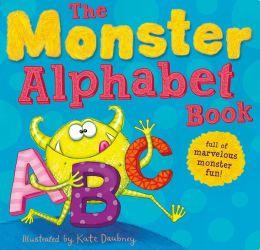 Monster Alphabet Book