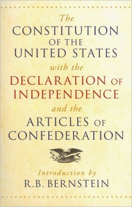 Constitution of the United States with the Declaration of Independence and the Articles of Confederation