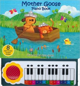 Mother Goose Piano Book 2nd Edition