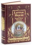 Book Cover Image. Title: Little House:  The First Five Novels (Barnes & Noble Collectible Editions), Author: Laura Ingalls Wilder