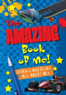 Amazing Book of Me for Boys