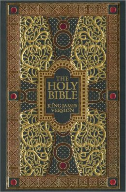 The Holy Bible: King James Version (Barnes & Noble Collectible Editions) (PagePerfect NOOK Book)