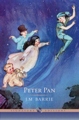 Peter Pan (Barnes & Noble Signature Editions)
